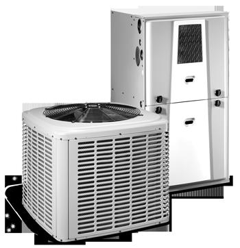 Système central avec conduit - Système de chauffage - Huppé Réfrigération