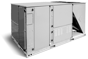 Unité de toit bi-bloc - Système de chauffage - Huppé Réfrigération