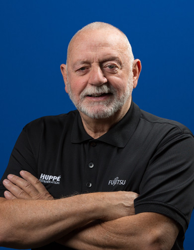 Jacques Proulx - Équipe d'Huppé Réfrigération