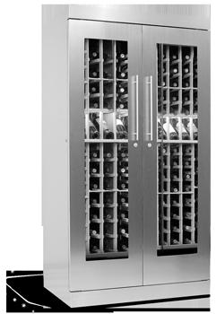 Cave à vin - Système de réfrigération - Huppé Réfrigération