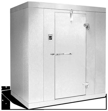 Chambre réfrigérée - Système de réfrigération - Huppé Réfrigération