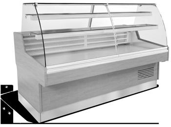 Comptoir réfrigérée - Système de réfrigération - Huppé Réfrigération