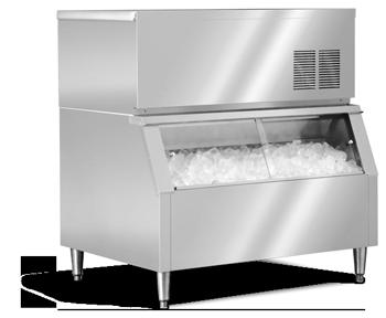 Machine à glace - Système de réfrigération - Huppé Réfrigération